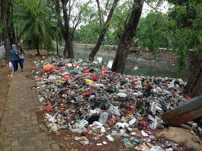 Botellas y materiales reciclables para hacer casas