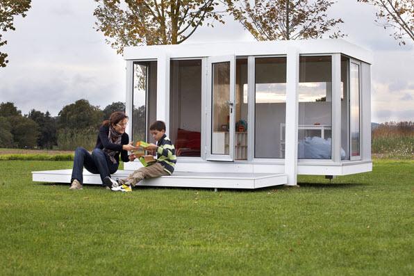 Dise os de casas para ni os especial para construir uno - Casa de juguetes para jardin ...