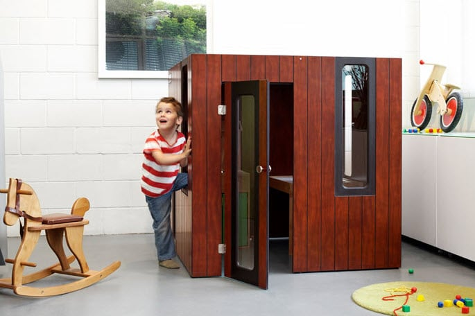 Dise os de casas para ni os especial para construir uno for Casas exterior para ninos