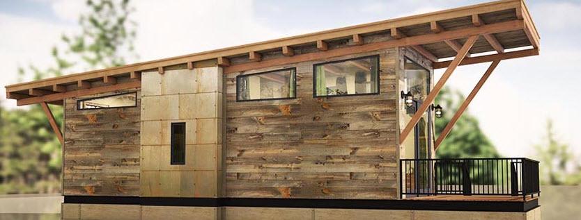 Dise o de casas peque as econ micas madera construye hogar - Casas madera economicas ...