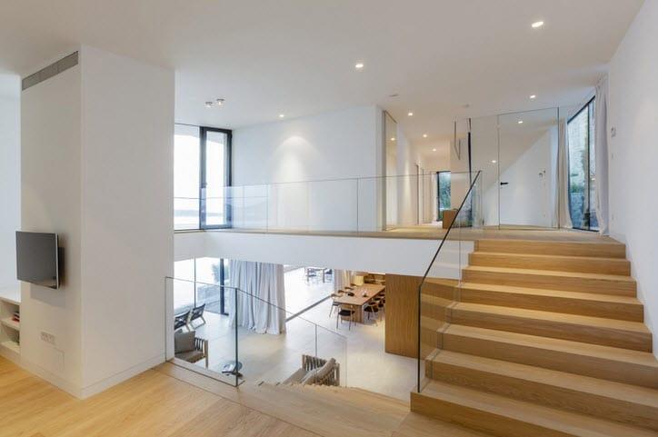 Dise o de interiores inspiradores taringa for Casa malaparte interni