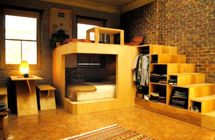 dise o de interiores de mini apartamento y planos dise os famosos