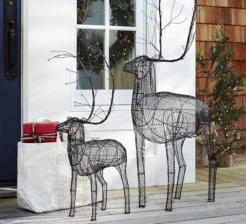 Renos de metal para decoraci n construye hogar for Decoracion en metal para pared