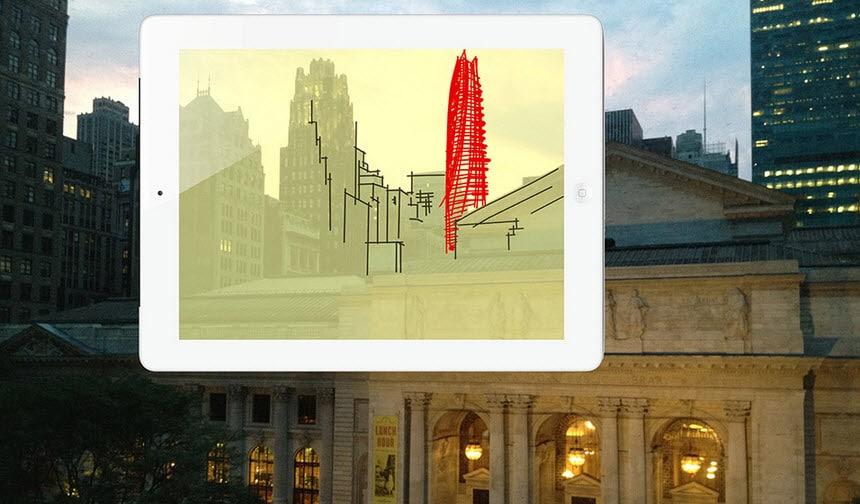 Mejores aplicaciones para arquitectos y dise adores for Aplicaciones de diseno de interiores para ipad