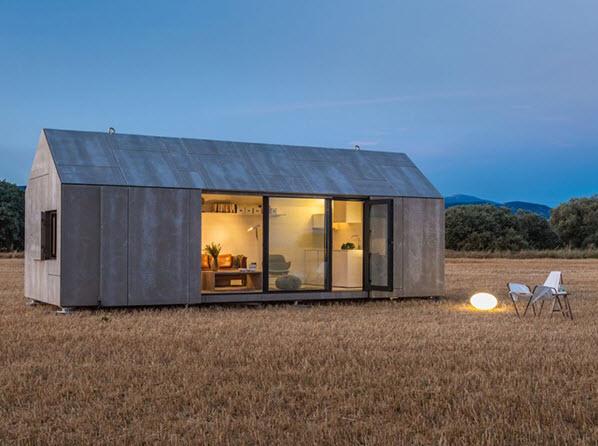design casas modulares de hormigon de diseo casas modulares de
