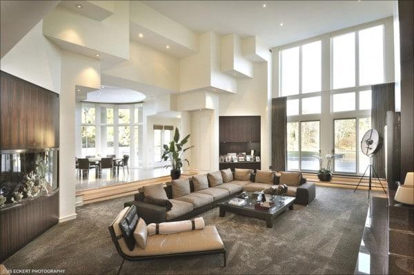 Casas De Lujo Michael Jordan House Construye Hogar