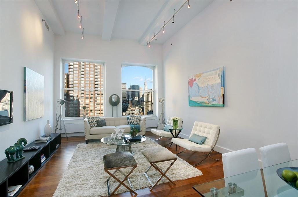Dise o de apartamentos en edificios dentro de la ciudad for Decoracion para minidepartamentos
