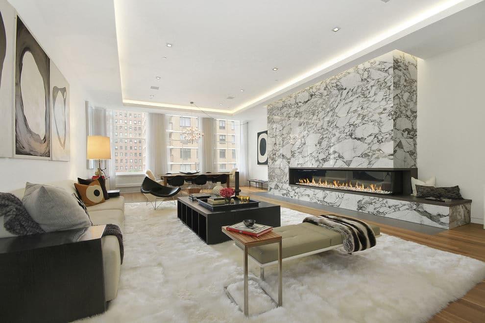 Dise o de apartamentos en edificios dentro de la ciudad construye hogar for Diseno de interiores departamentos modernos