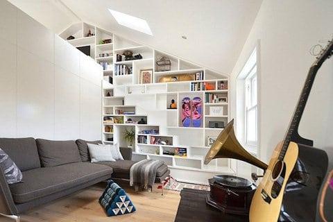 Dise o de mini apartamento que luce amplio en poco espacio - Mini apartamentos ...