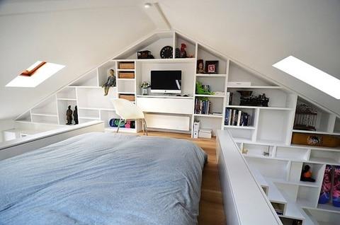 Dise o de mini apartamento que luce amplio en poco espacio for Mini apartamentos modernos