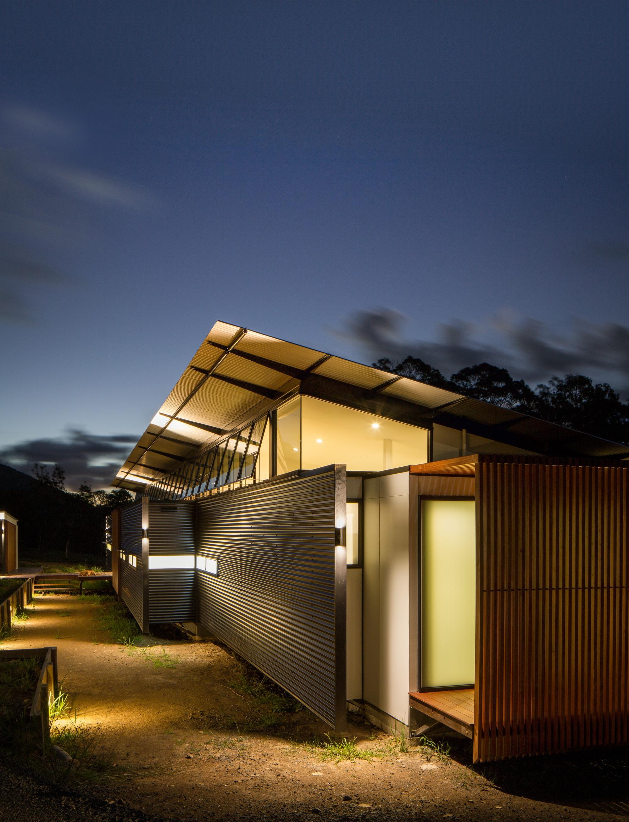 Iluminacion natural exterior