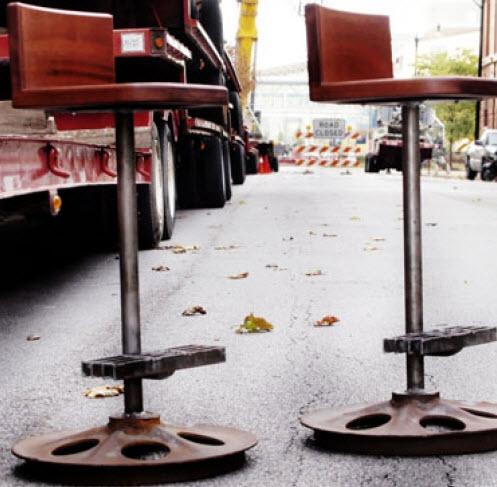 Dise 241 O De Muebles Con Materiales Reciclados Y R 250 Sticos