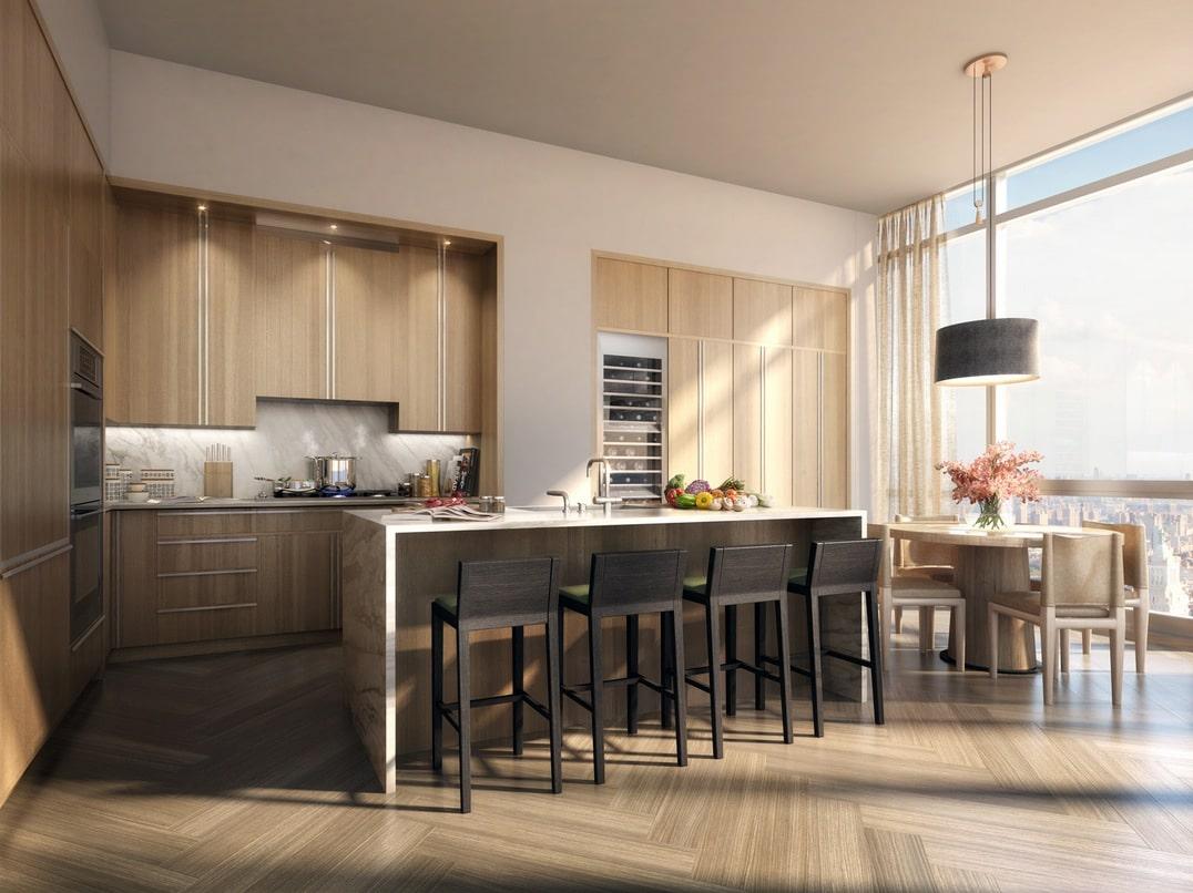 Dise o de apartamento de lujo con decoraci n y planos for Apartamentos de diseno pequenos