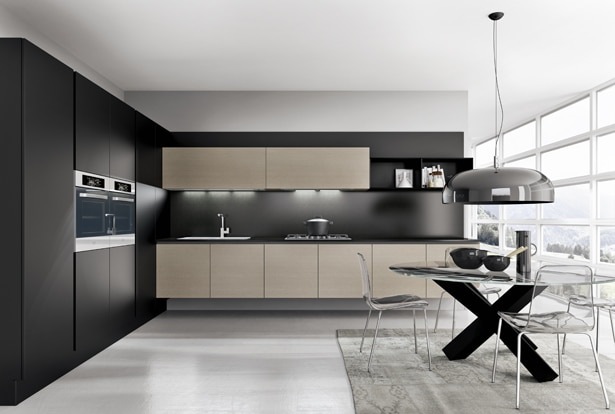 Diseño de cocinas modernas, modelos simples y elegantes ...