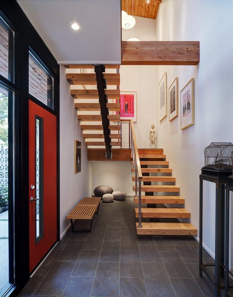 Remodelar casa peque a y antigua para hacerla moderna for Interior designs small houses