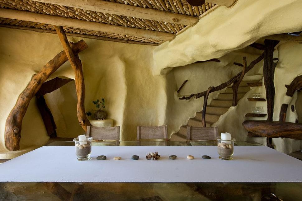 diseo de escalera rstica with decoracion de interiores rustica