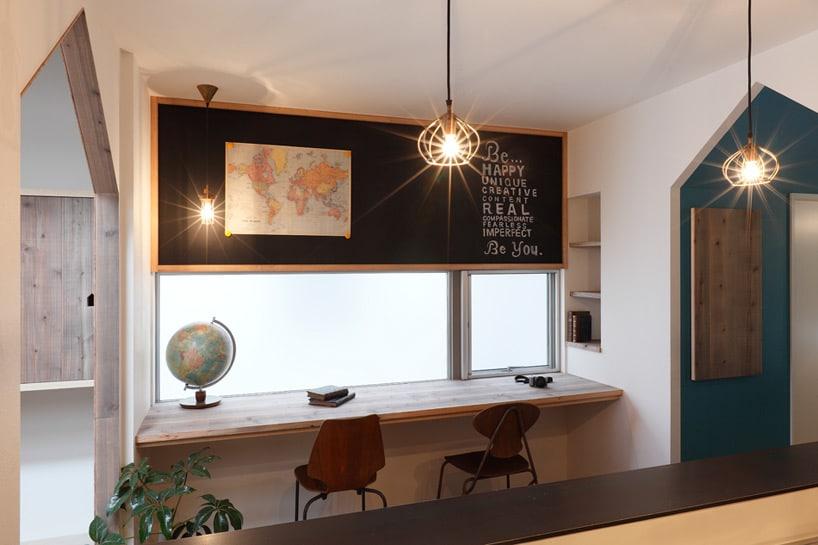Dise o de estudio peque o construye hogar for Diseno de interiores estudios pequenos