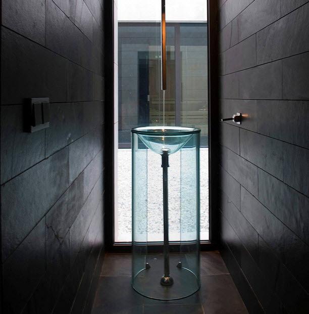 Diseños de lavabos para baños, originales y exclusivos ...