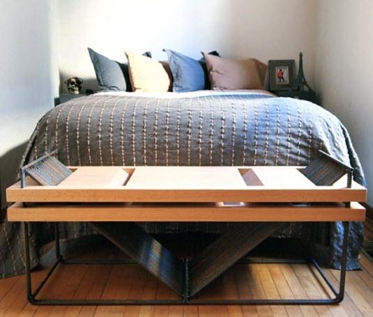 Dise o de muebles con materiales reciclados y r sticos for Muebles con cosas recicladas