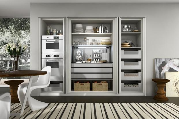 Dise o de cocinas modernas modelos simples y elegantes for Diseno de muebles para cocina