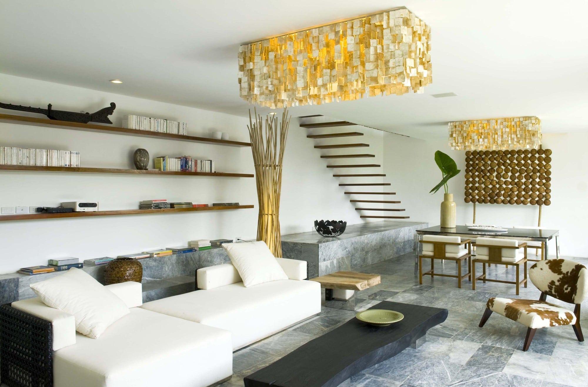 Dise o de casa r stica fachada interiores y planos - Objetos decoracion diseno ...