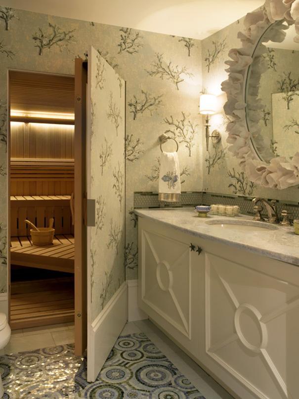 Imagenes De Baño Sauna:15 diseños de habitaciones ocultas, ideas para construir un lugar
