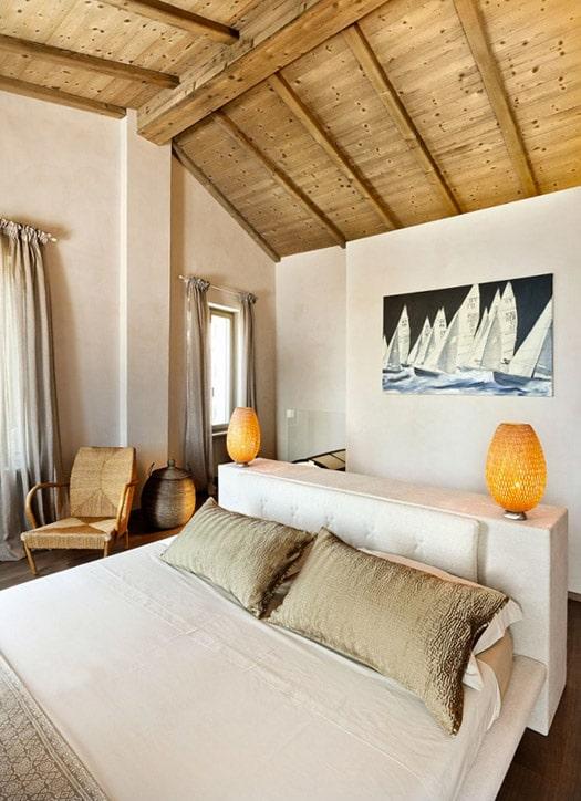 dormitorio rstico