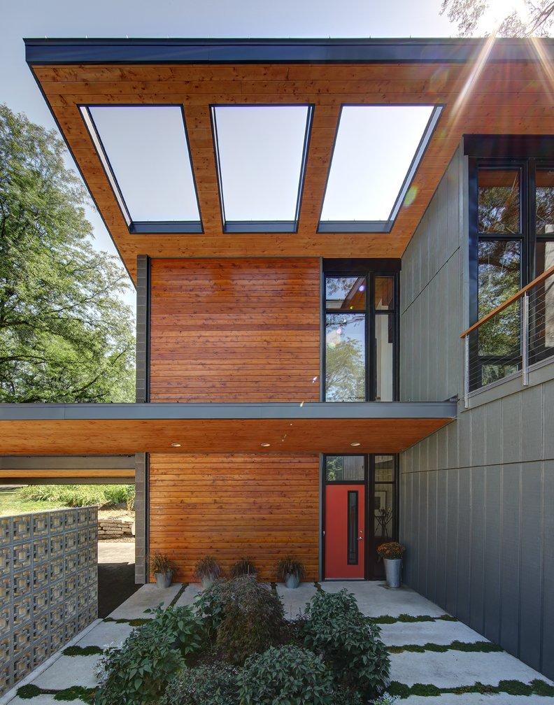 Remodelar casa peque a y antigua para hacerla moderna construye hogar - Two story holiday homes ...