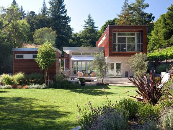 Planos de casa de dos pisos construcci n a bajo precio - Presupuestos para hacer una casa ...