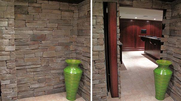 Diseño de habitaciones ocultas, ideas para construir en ...