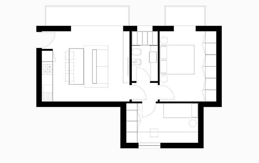 Juegos De Pequena Kelly Al Baño:Small Space Interior Design