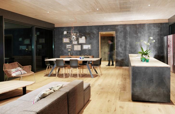 dise o de casa pasiva con nuevo sistema prefabricado. Black Bedroom Furniture Sets. Home Design Ideas