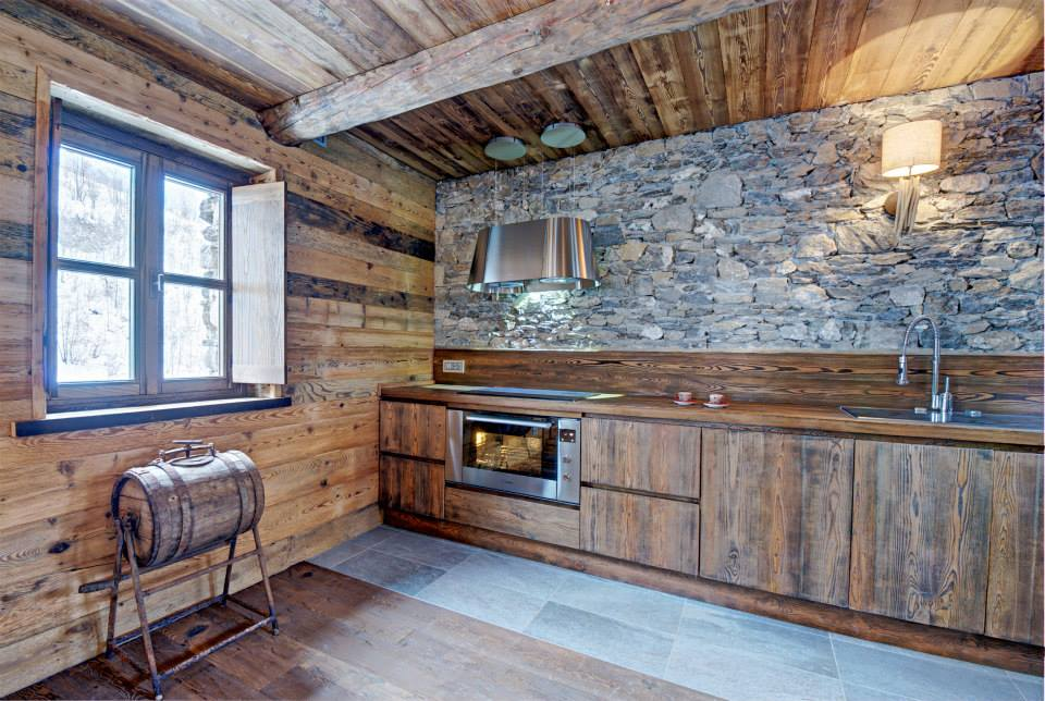 Dise o de interiores recomendame - Diseno casa rustica ...
