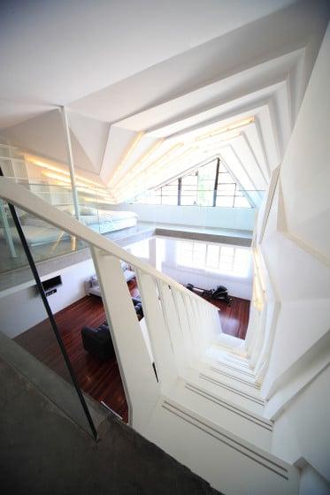 Diseño de apartamento moderno