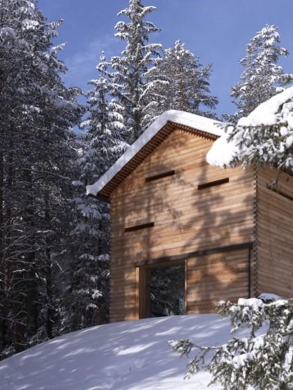 Diseño de casa para climas frios