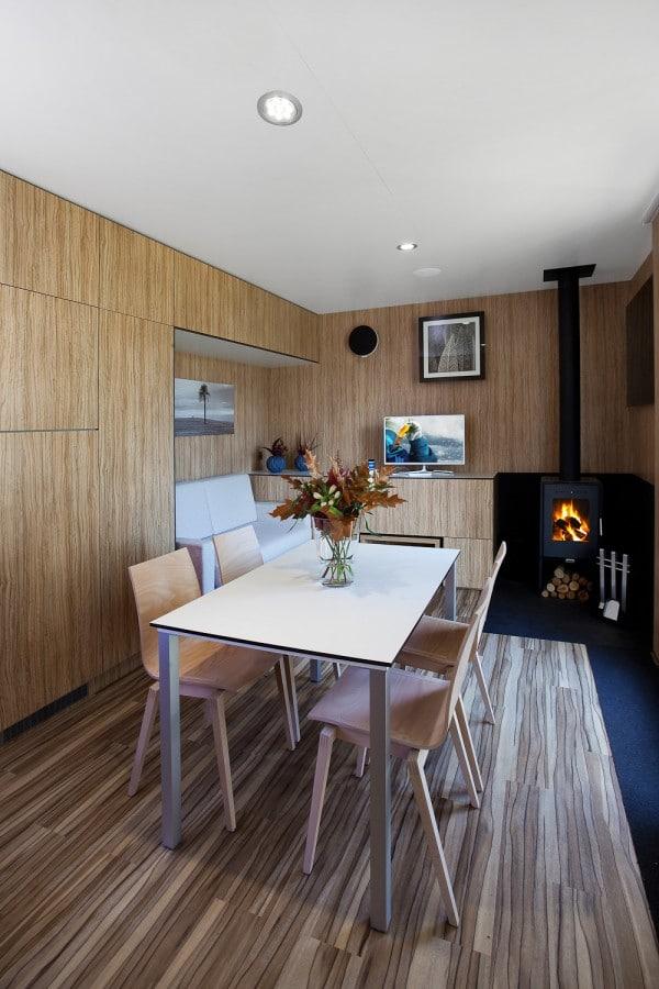 3 modelos de planos de casas peque as de madera - Diseno de chimeneas para casas ...
