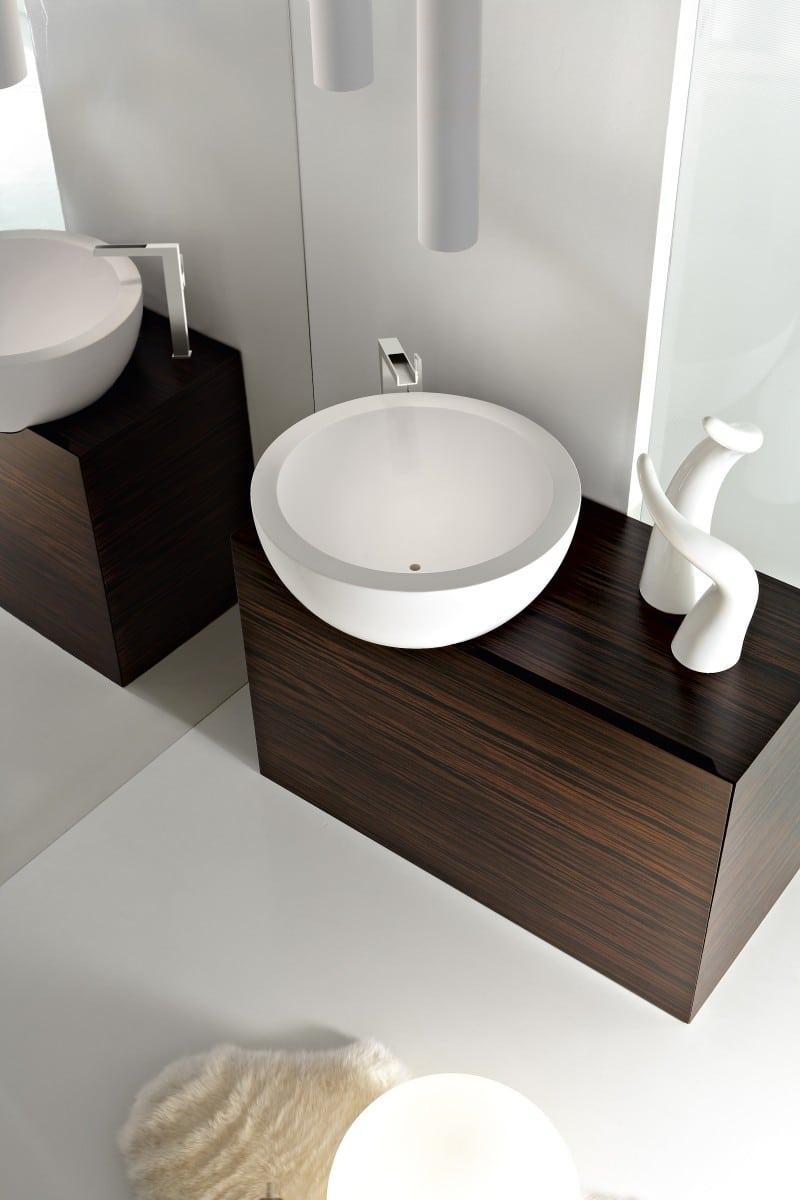 Accesorios Baño Beige:Ultra-Modern Minimalist Bathroom Vanities
