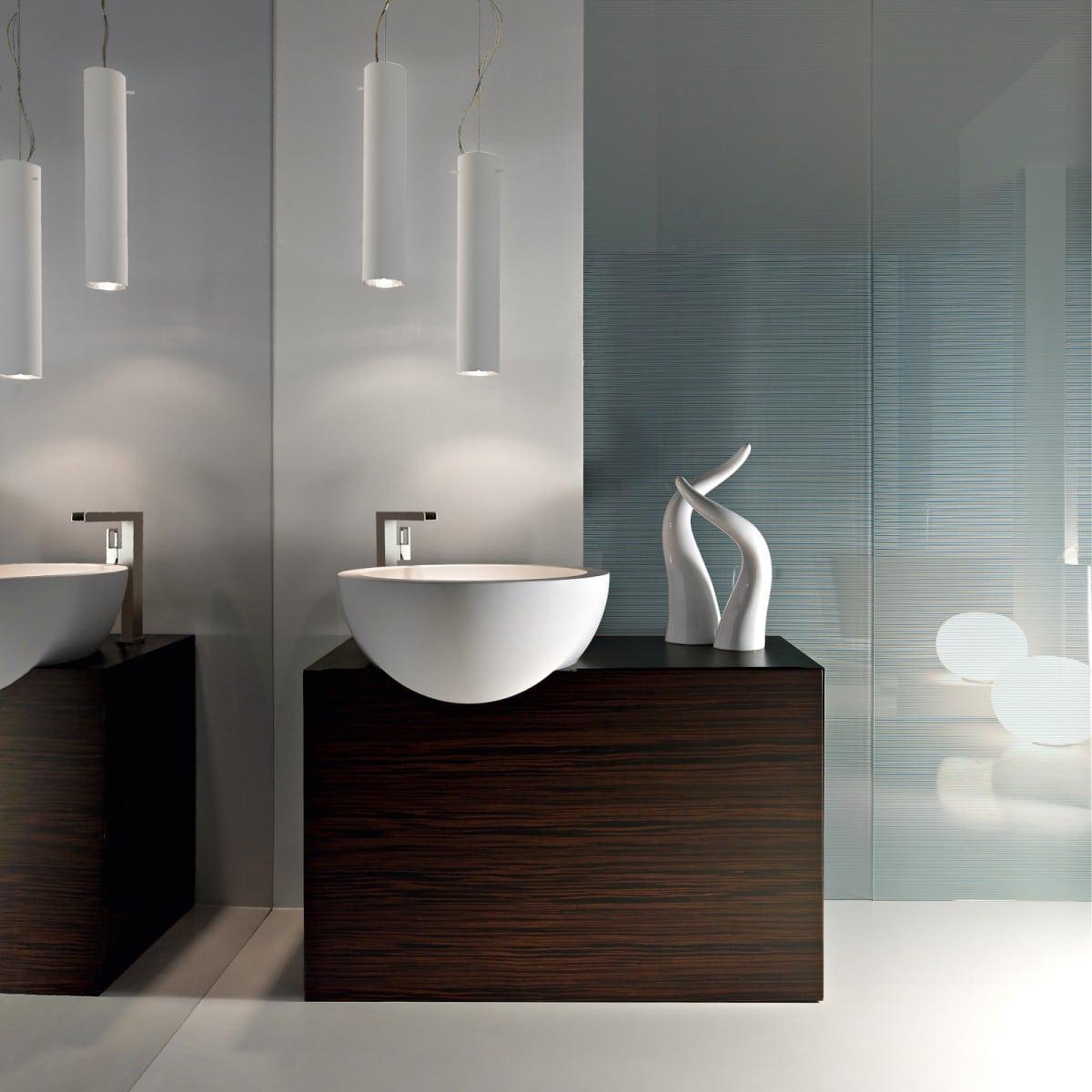 gallery of diseo de cuarto de bao moderno with ceramica baos modernos - Cuartos De Bao Modernos