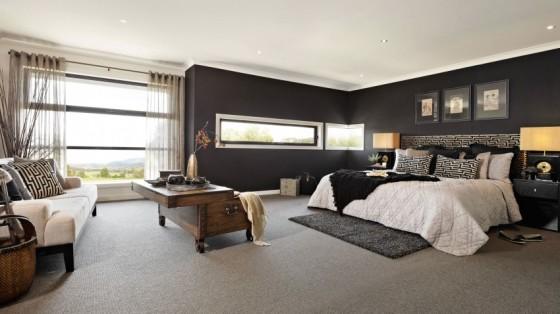 Diseño de dormitorio grande 2