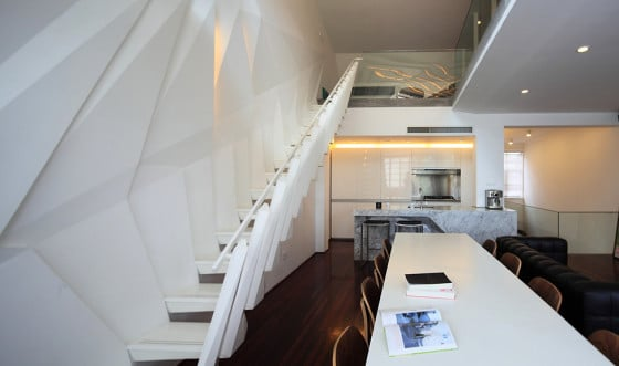 Diseño de duplex moderno