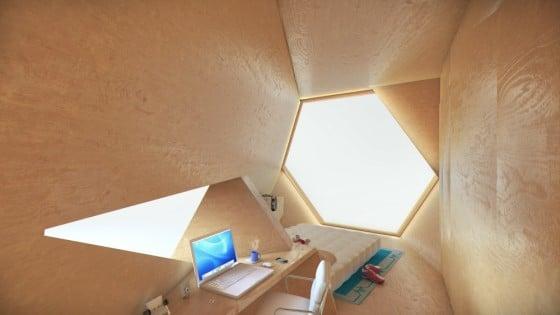 Diseño de interiores modular