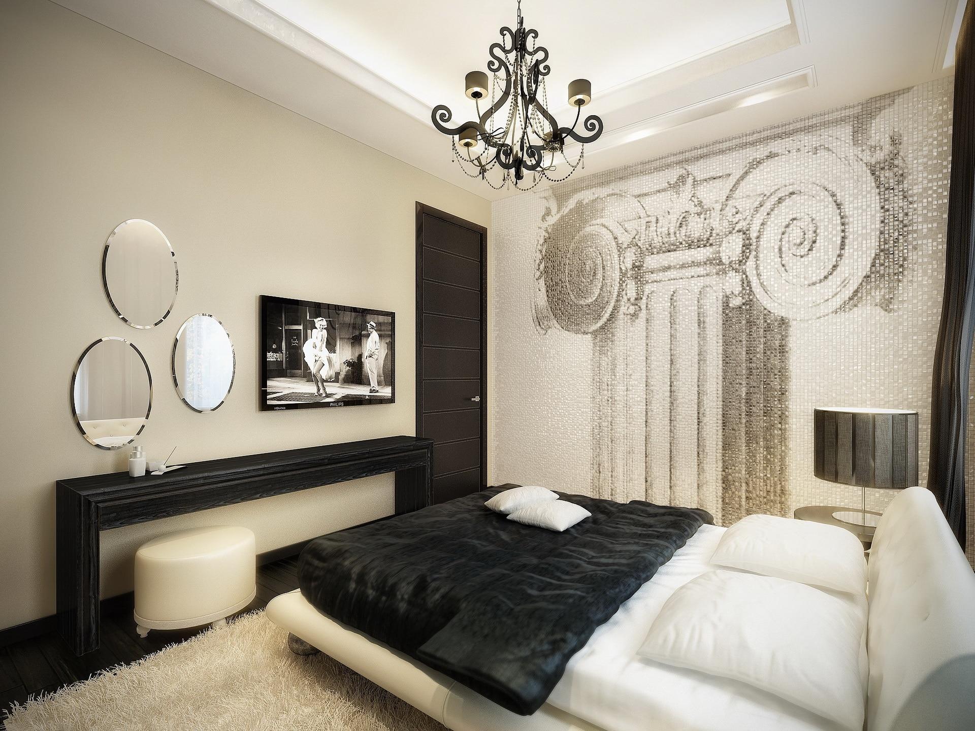 Dise o de paredes estilo retro construye hogar - Construye hogar ...