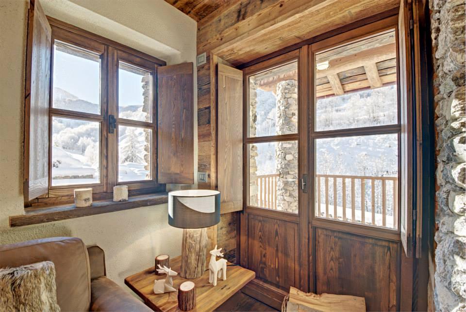 Dise o y decoraci n de casa r stica recomendame - Diseno casa rustica ...