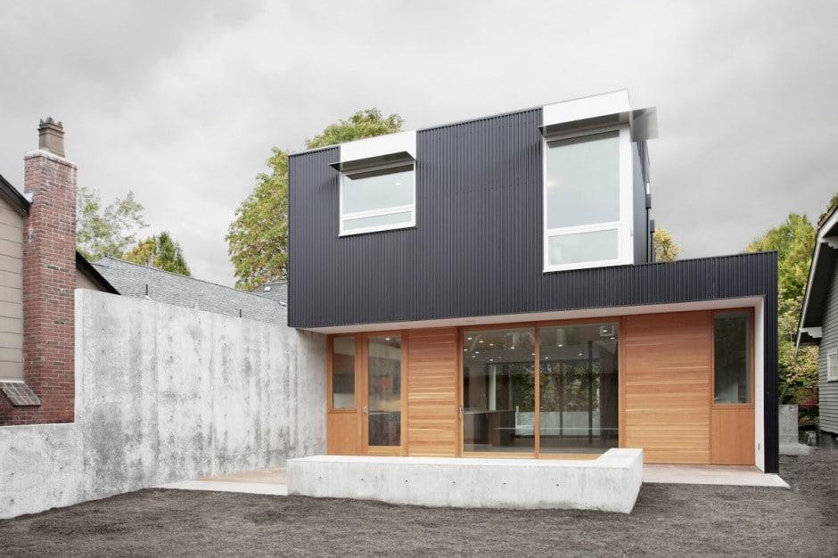 Interiores de casas de madera de dos plantas - Casas de madera de dos plantas ...