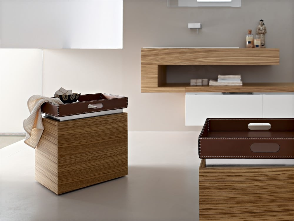 Dise o de cuartos de ba o modernos fotos construye hogar for Modelos de muebles modernos