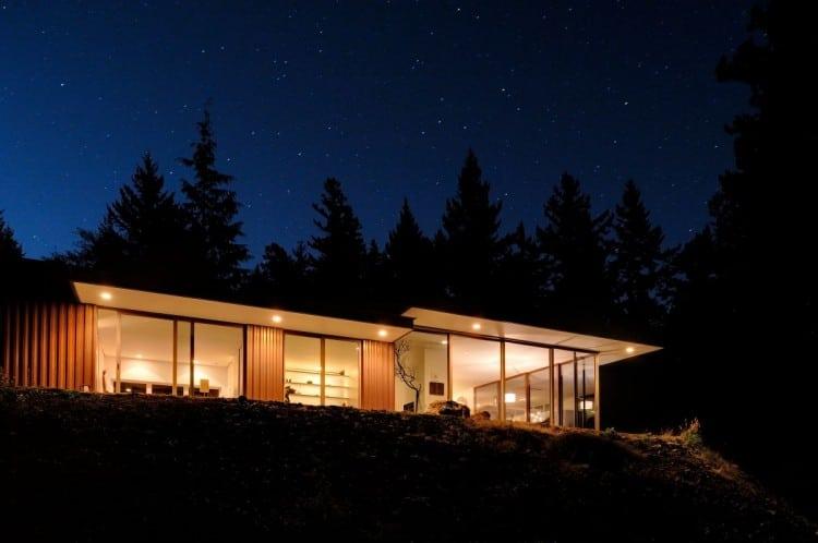 Dise o de casa de campo econ mica y moderna construcci n - Casas de campo por dentro ...