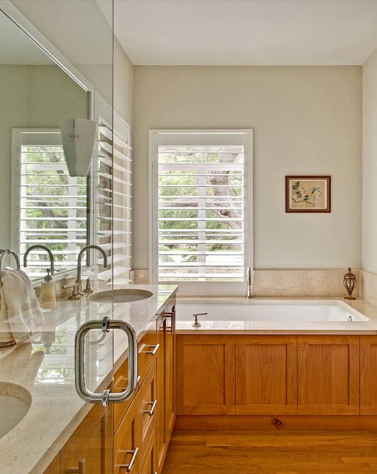 Diseno De Baño Para Casa:Diseño de cuarto de baño de casa de campo