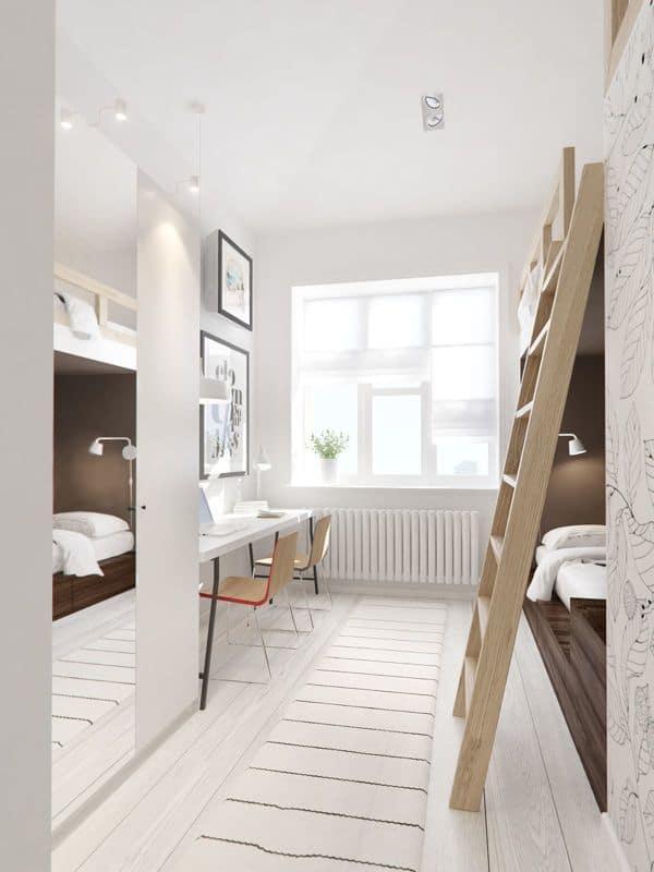 Juveniles De Diseo Moderno Top Cuarto Moderno Juvenil Femenino - Dormitorio-diseo-moderno