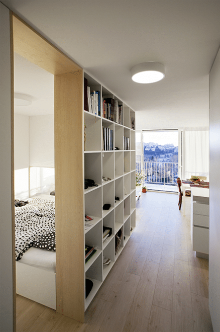 Dise o de tabique de apartamento peque o construye hogar - Construye hogar ...