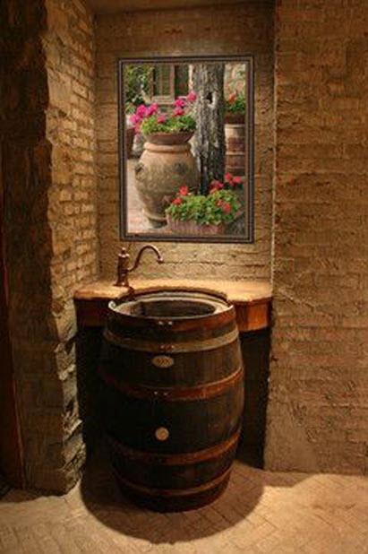 Diseños de cuartos de baño originales con creativos ...